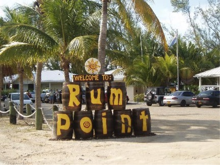 Rum Point in Grand Cayman Islands