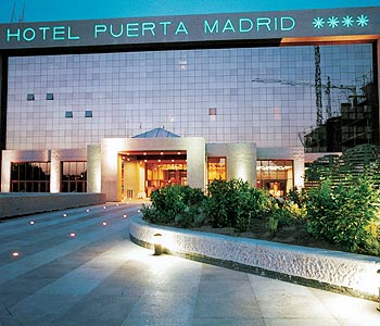 Fly duo hotel review silken puerta america madrid spain fly duos - Silken puerta america madrid ...